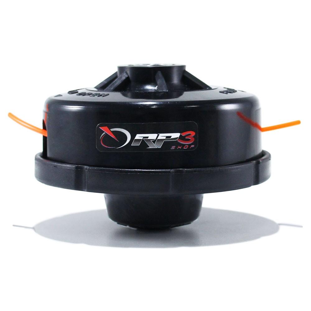 Carretel Fio de Nylon (AUTOMÁTICO) Roçadeira Makita EM 2500 / EM 2500 UG / EM 2500 LG / RBC 2500 / RBC 2500 E / RBC 2510 / RBC 3100