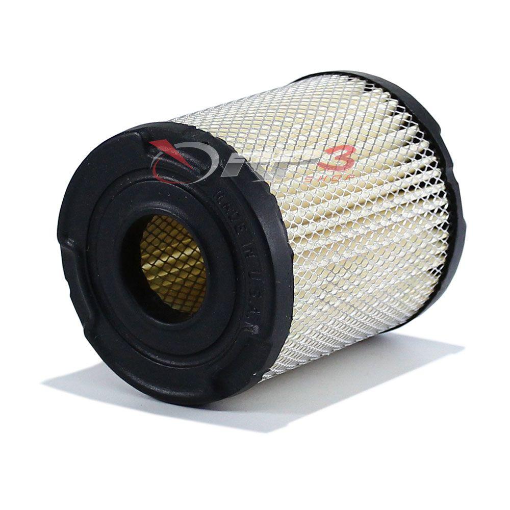 Filtro de Ar – Tecumseh H50-H70 / HH60 / HH70 / HS40 / HS50 / TVS105 / TVS115 / TVS120 / TVS840 / TVXL105 / TVXL120 / TVXL840 – para motor Tecumseh