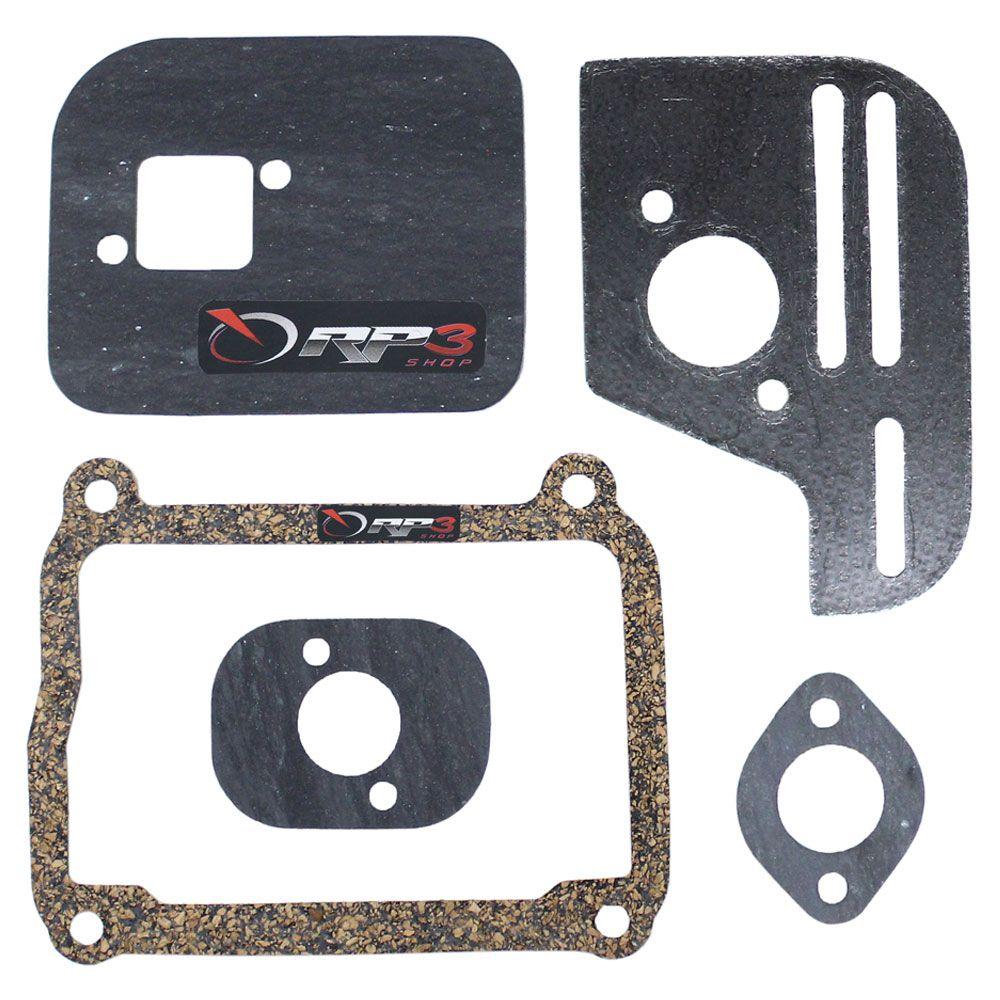 Jogo de Juntas do Motor – motor Honda GX100 - para Compactador de Solo
