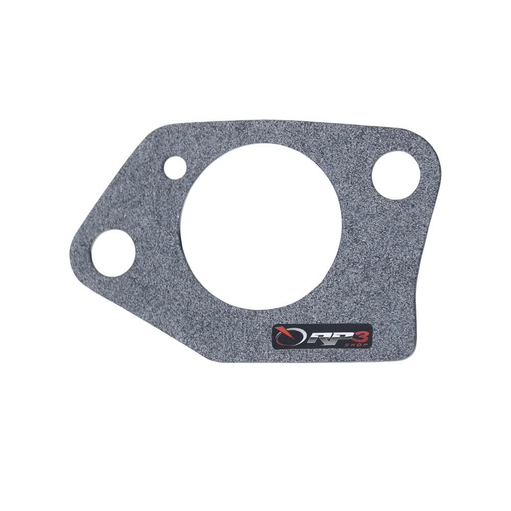 Junta Carburador - Lado Flange Admissão motor Honda Gx390 - para Motor Estacionário