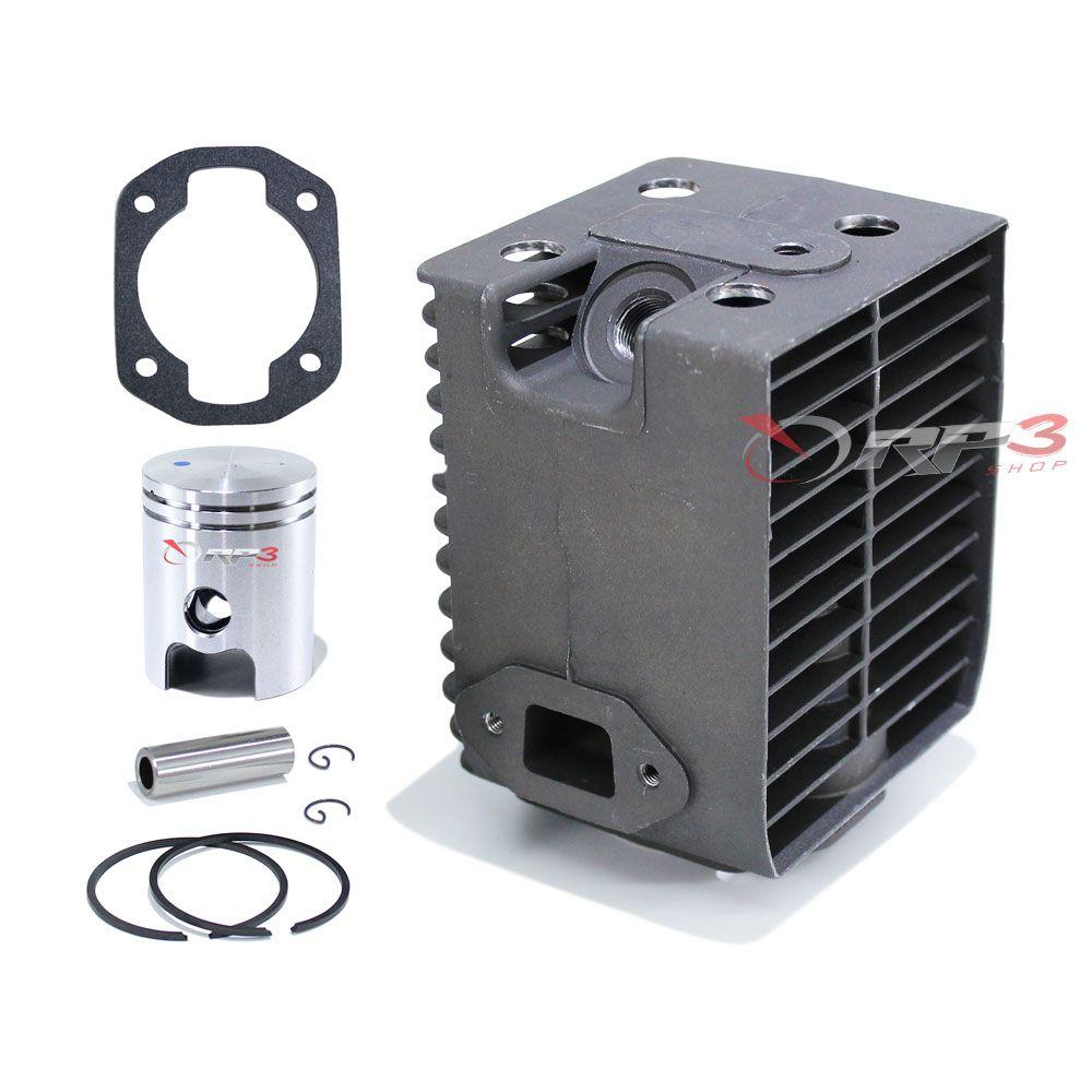 Kit Cilindro Compactador de Solo Wacker WM80 + Junta - MODELO ANTIGO - BS50-2 / BS50-2i / BS60-2 / BS60-2i / BS70-2 / BS70-2i / BS500 / BS600 / BS700 / BS52Y / BS62Y