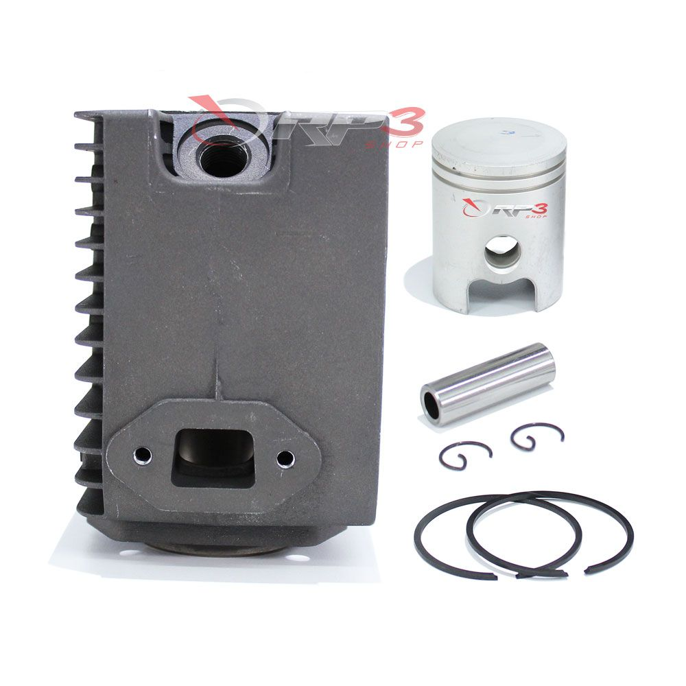 Kit Cilindro (Material Cerâmica) - Wacker WM80 - MODELO ANTIGO - BS50-2 / BS50-2i / BS60-2 / BS60-2i / BS70-2 / BS70-2i / BS500 / BS600 / BS700 / BS52Y / BS62Y – para Compactador de solo