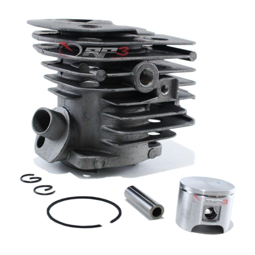Kit Cilindro - Husqvarna 51 + Kit Juntas para Motor - para Motosserra