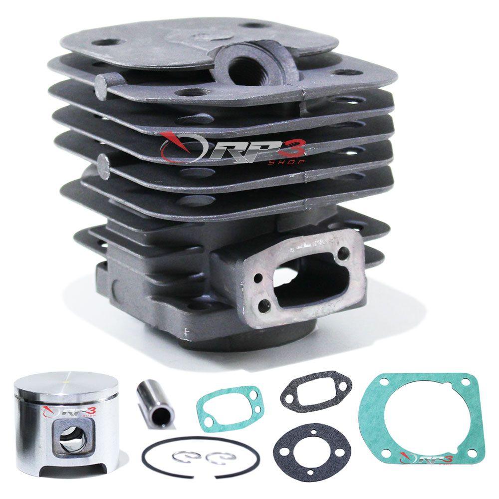 Kit Cilindro - Husqvarna 61 + Kit Juntas para Motor - para Motosserra