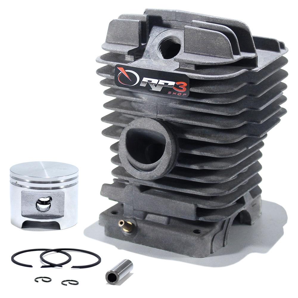 Kit Cilindro Motosserra MS 310 - ( com Sistema de válvula de descompressão ) - Alta Durabilidade