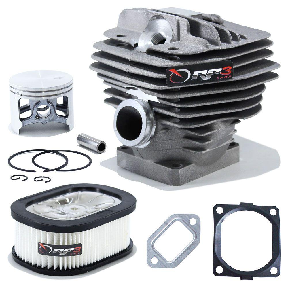 Kit Cilindro motosserra MS 066 / MS 660 + Juntas + Filtro de Ar