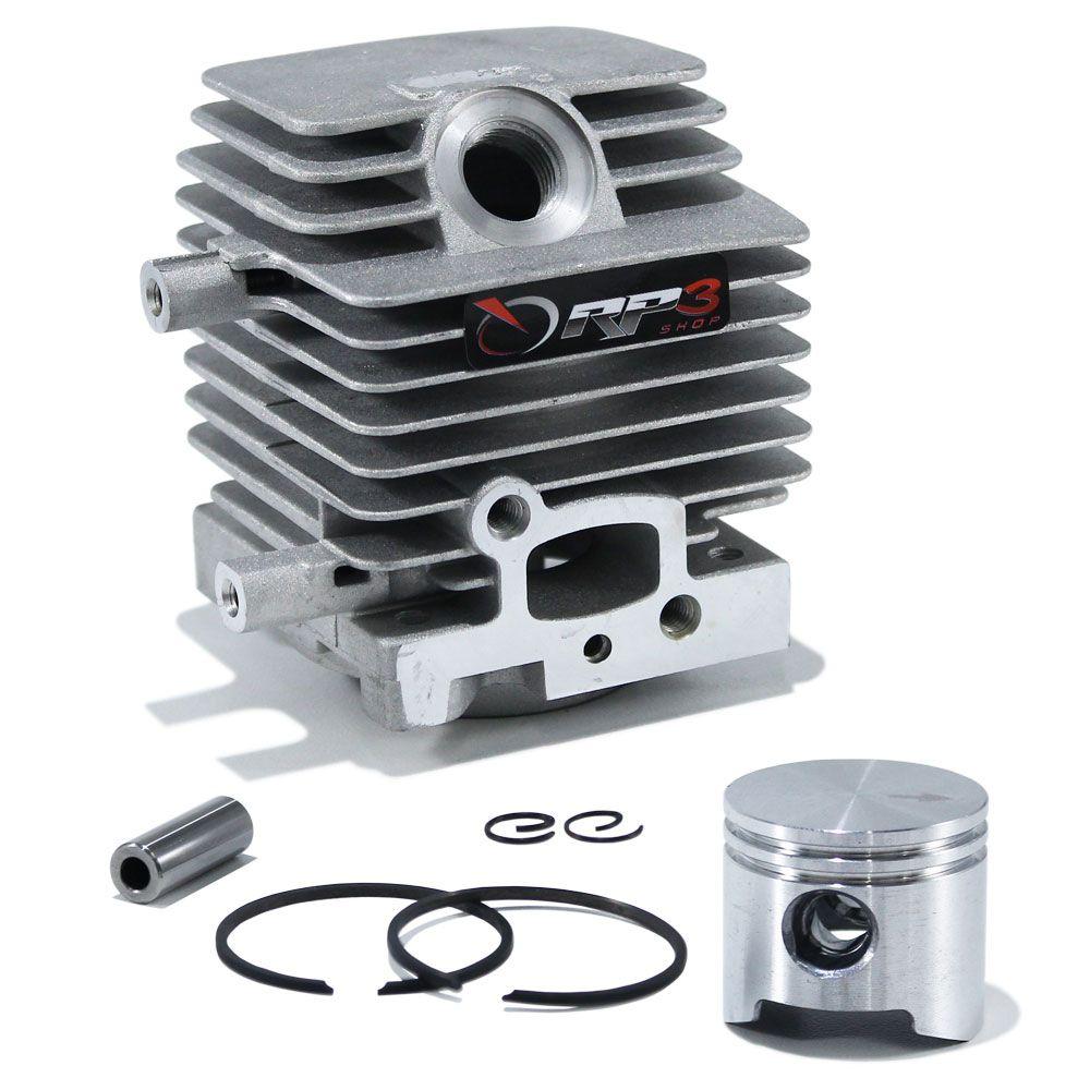 Kit Cilindro Roçadeira FS 75 / FS 80 / FS 85 / FS 80 R / FS 85 R / FS 85 T / FS 85 RX / Ka 85 / Ka 85r / Sp 81
