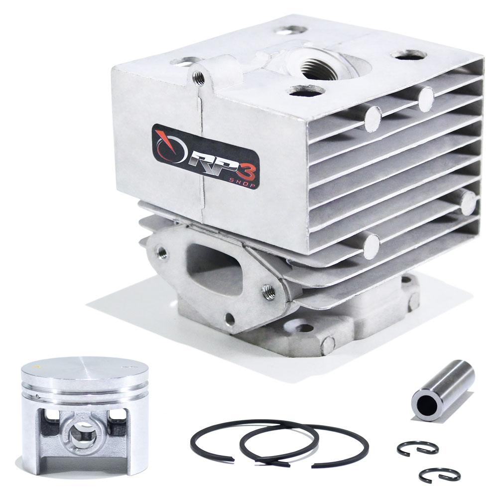 Kit cilindro Soprador de Folhas Costal BR 420 / BR 420 C / BR 340 / BR 340 L / BR 380