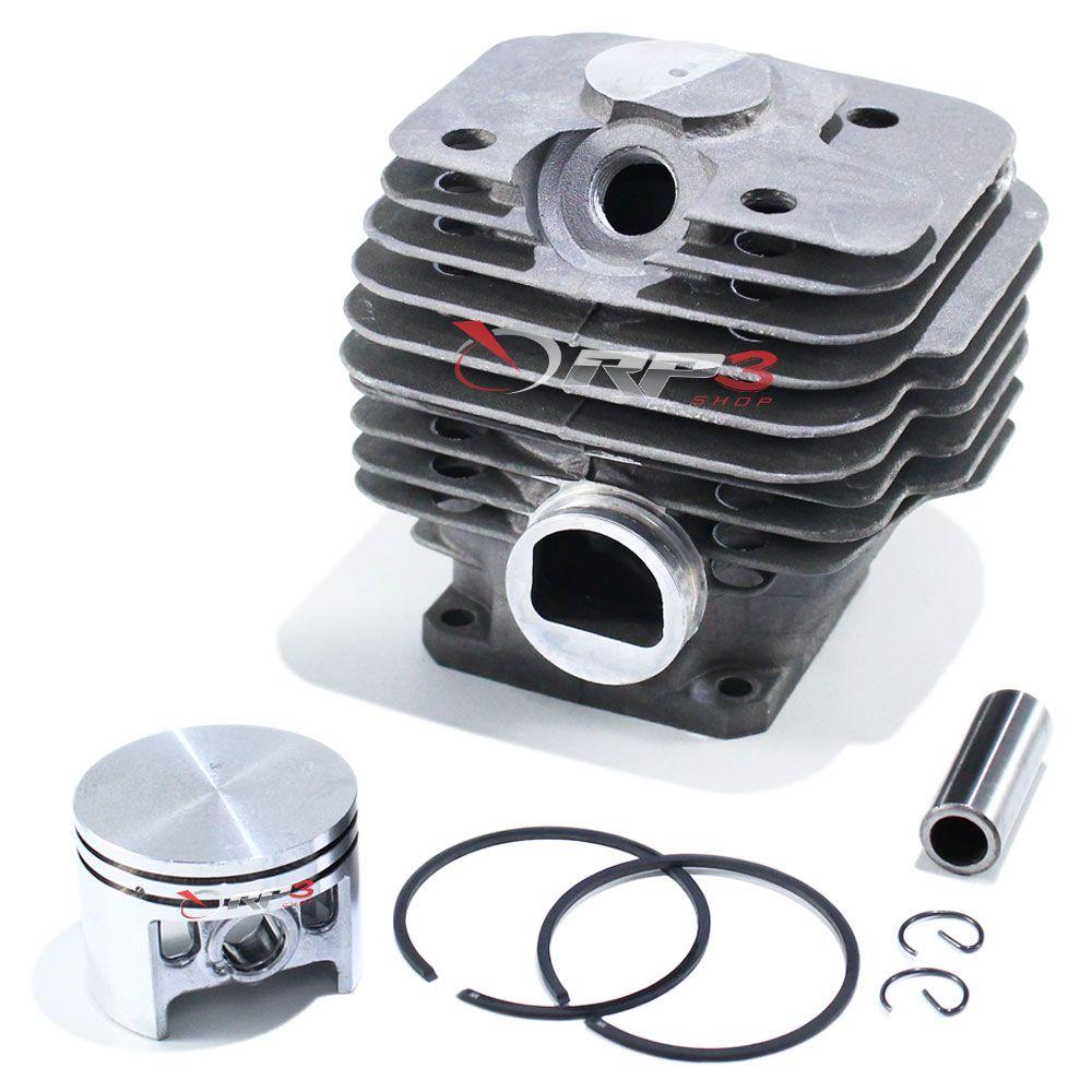 Kit Cilindro - Stihl 038 / MS 380 + Kit Juntas para Motor - para Motosserra