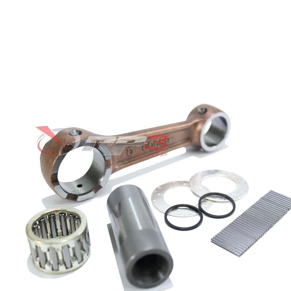 Kit de Biela – Yamaha 25 HP - B-V-Vmh-A-Bmh / 30 HP - G-GMH -  Importado - para Motor de Popa