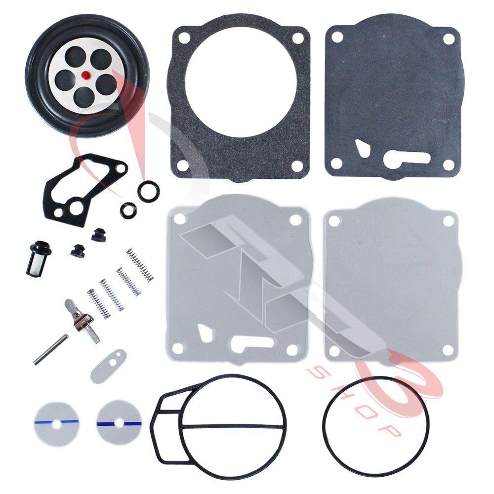 Kit de Reparo de Carburador Mikuni – Limited BOMBA GRANDE – (3 KITS) - para Jet Ski