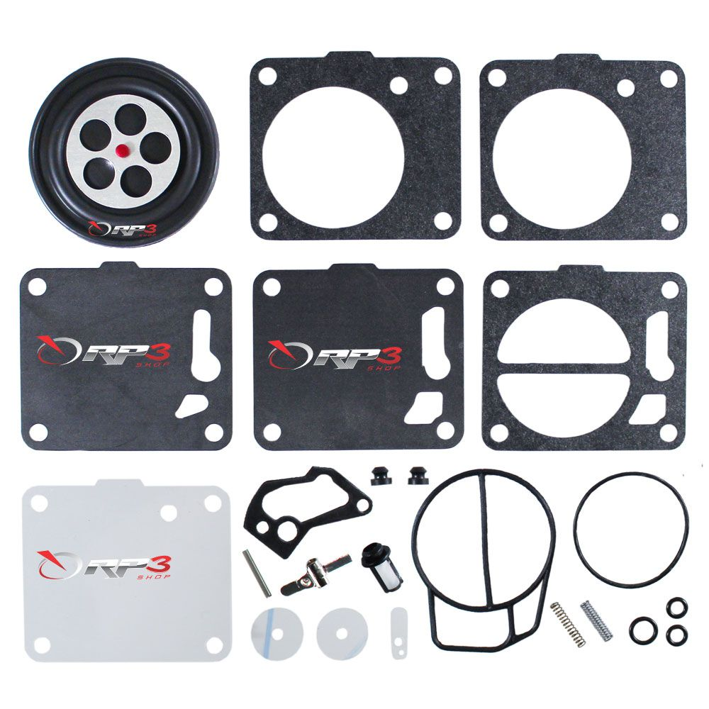 Kit de Reparo de Carburador Mikuni – Yamaha / Sea Doo – (1 KIT) - para Jet Ski