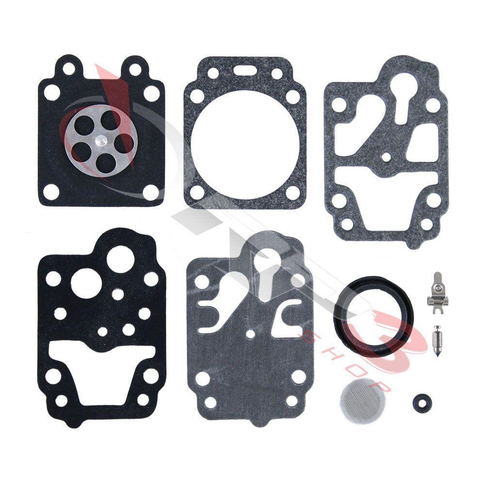 Kit de Reparo de Carburador - Roçadeira Honda UMK 435T / UMR 435T - para Roçadeira