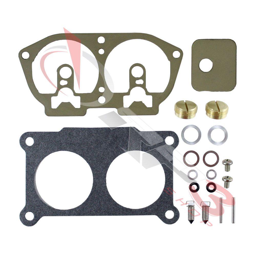 Kit de Reparo de Carburador – (SEM BOIA) - Yamaha 115 HP / 130 HP / 150 HP / 175 HP / 200 HP – para Motor de Popa