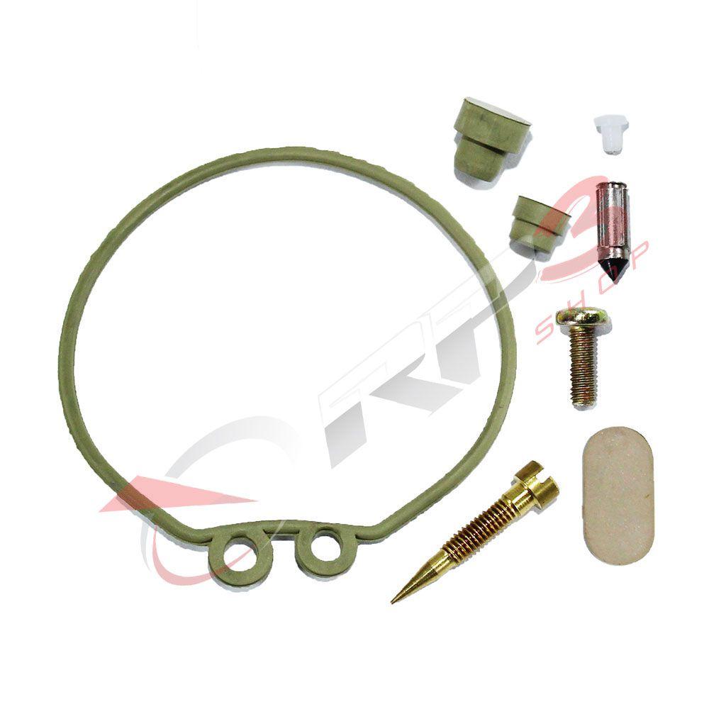 Kit de Reparo de Carburador – (SEM BOIA) - Yamaha 3 HP – CMS / 6 HP / 8 HP - para Motor de Popa
