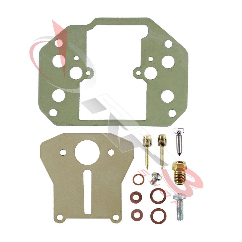 Kit de Reparo de Carburador  (SEM BOIA) - Yamaha 40 HP - J/G  para Motor de Popa