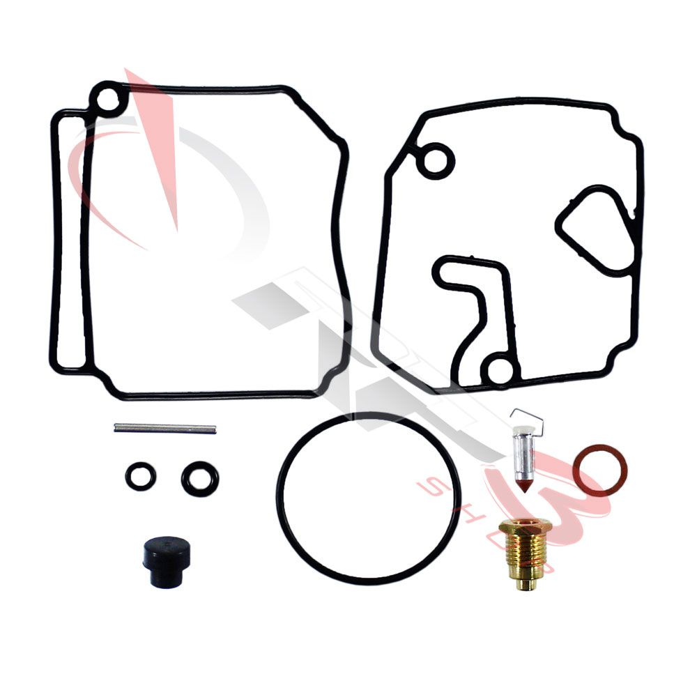 Kit de Reparo de Carburador – (SEM BOIA) - Yamaha 85 HP AET / 90 HP AET - Importado - para Motor de Popa