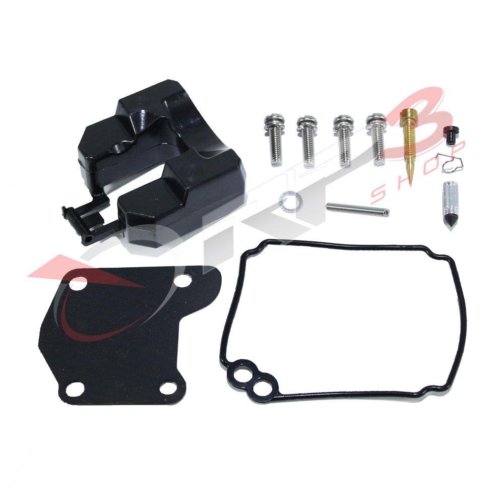 Kit de Reparo de Carburador – Yamaha 15 HP – FMHS – Importado - para Motor de Popa