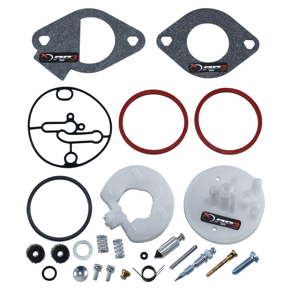 Kit reparo de carburador Briggs & Stratton Cortador De Grama / Trator de cortar grama