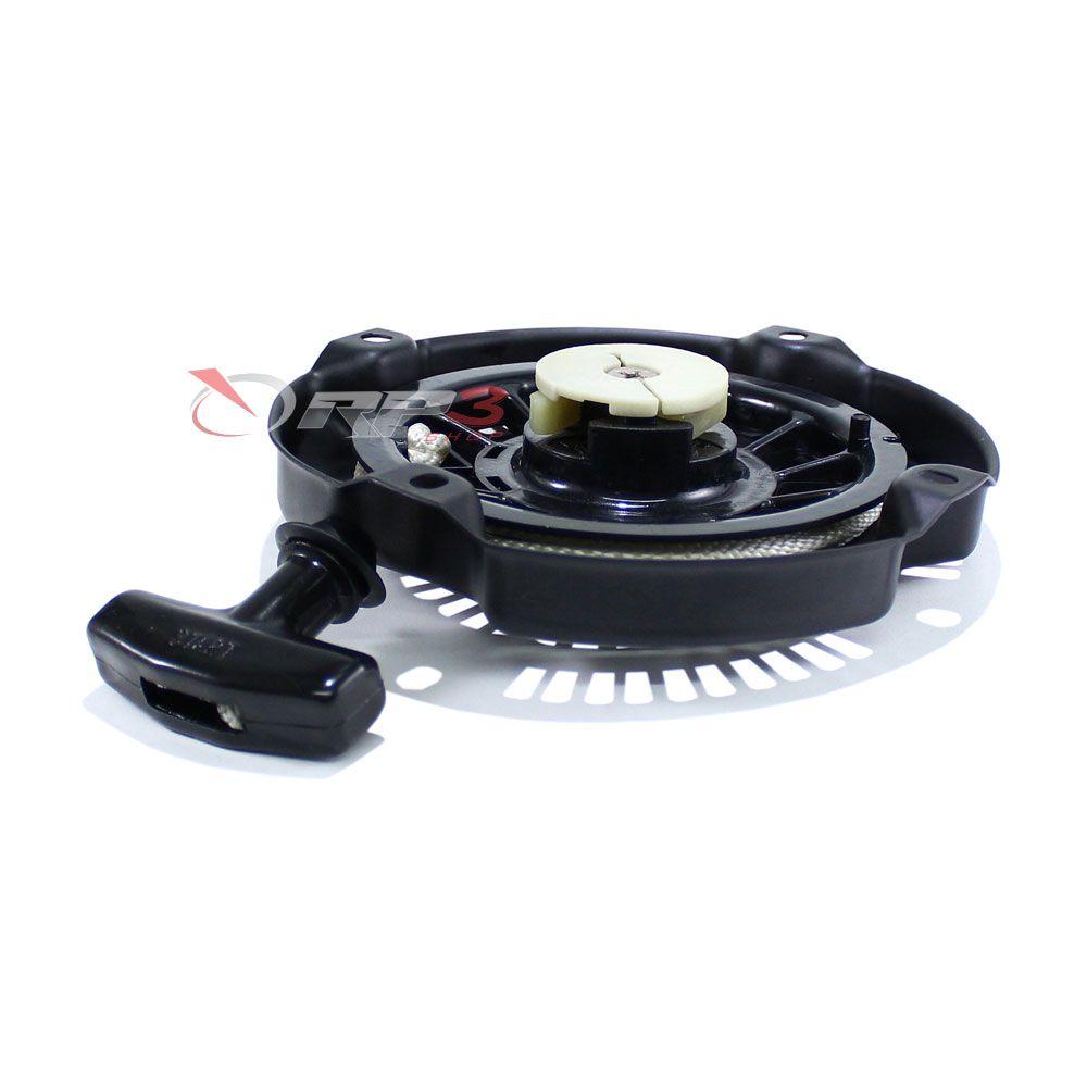 Partida Retrátil Completa – motor Robin Eh 12 – para Compactador de Solo