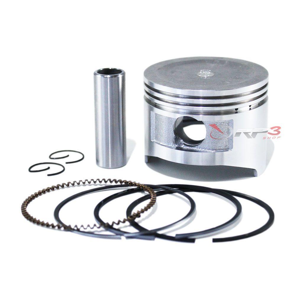 Pistão Completo 0.25 mm – motor Honda GX160 – para Motor Estacionário