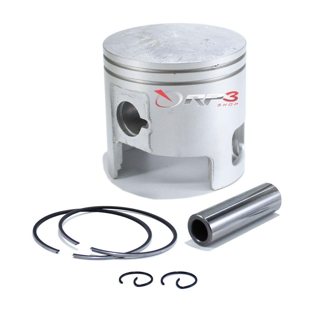 Pistão Completo 0,25 – Yamaha 40 HP  X-Xmhs-Xws – Importado - para Motor de Popa