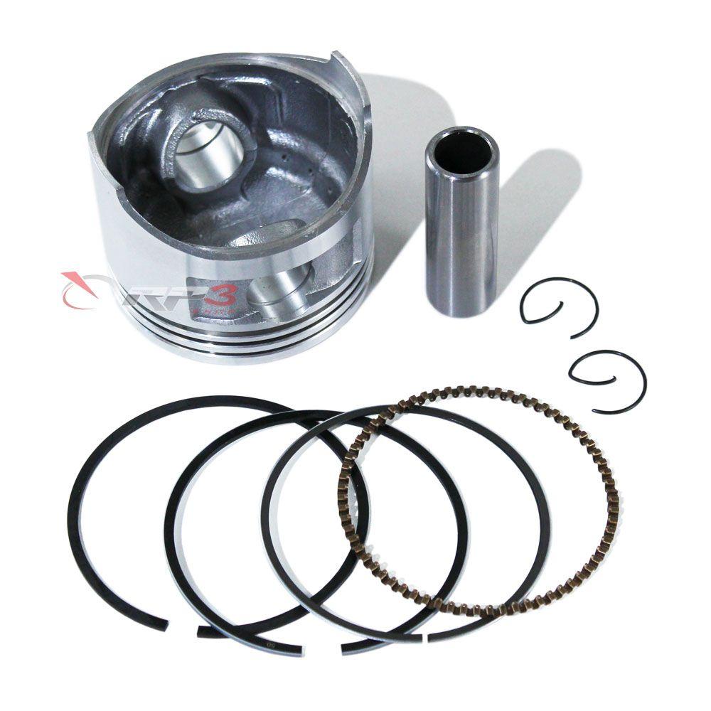 Pistão Completo 0.50 mm – motor Honda GX160 - para Motor Estacionário