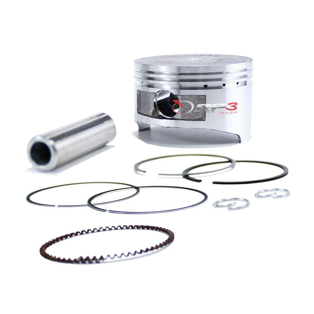 Pistão completo (STD) motor Honda GX100 - para Motor Estacionário e Compactador de Solo