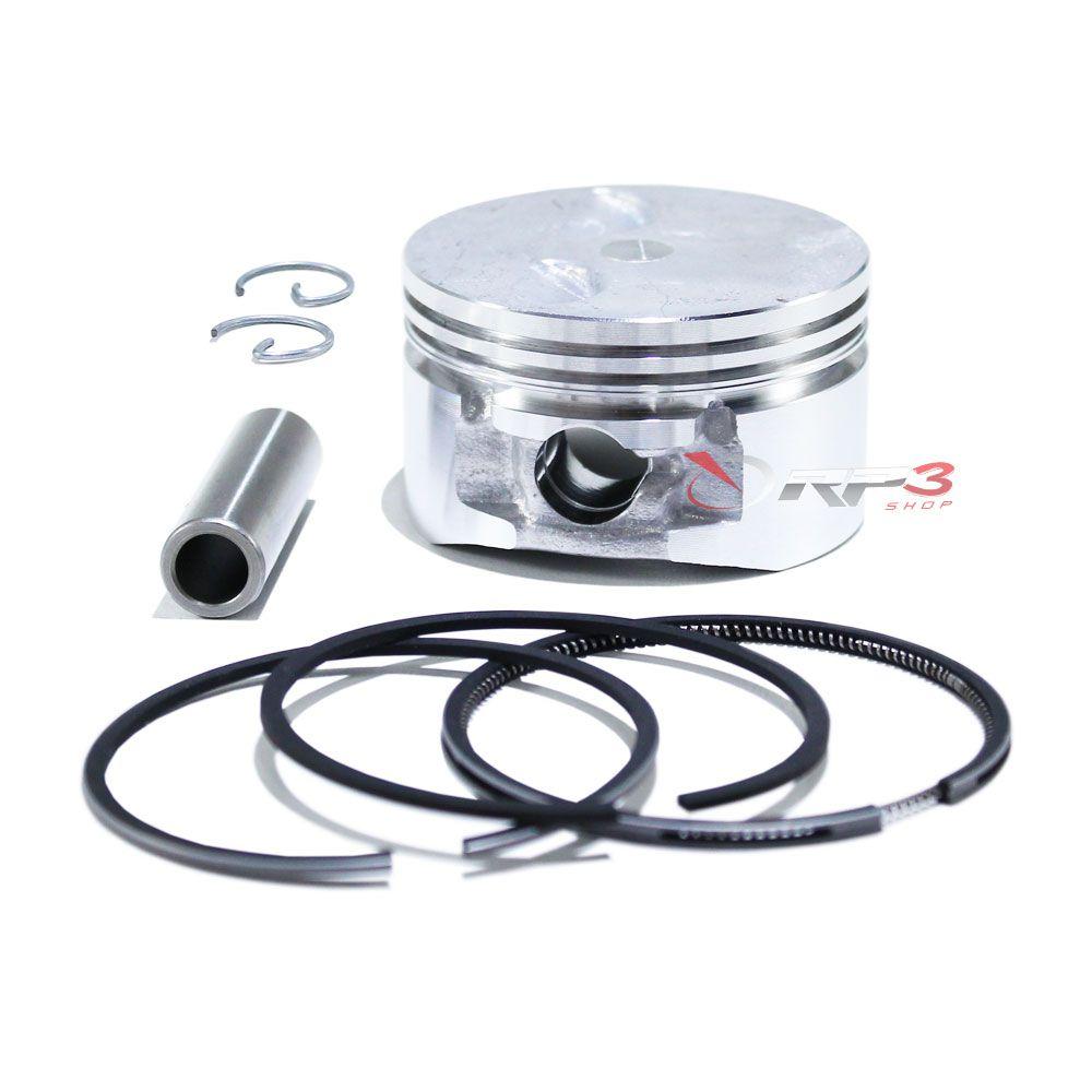 Pistão Completo STD – motor Robin Eh 12 – para Compactador de Solo