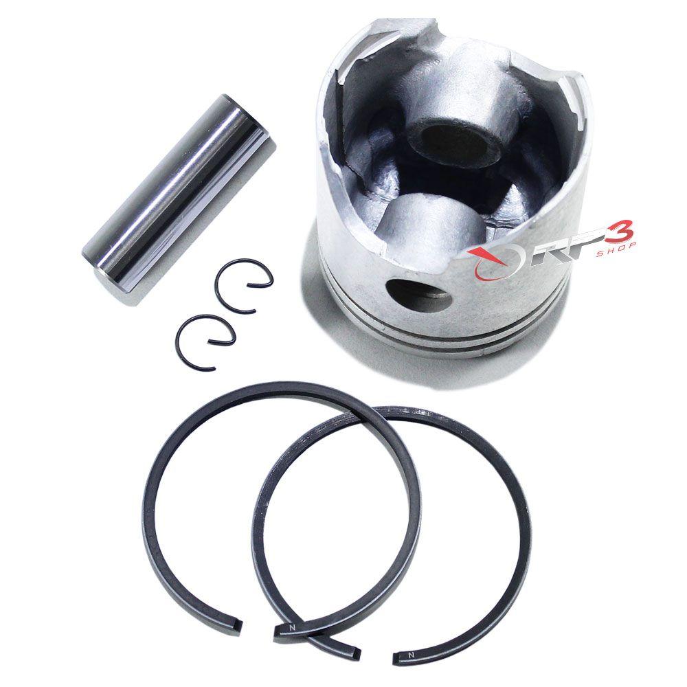 Pistão Completo STD – Yamaha 15 HP – Importado - para Motor de Popa