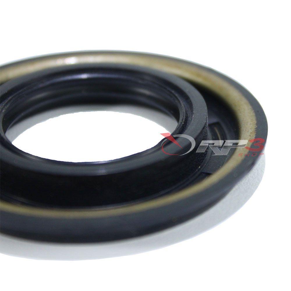 Retentor Eixo Hélice – Yamaha 15 HP (Todos) 2 e 4 Tempos -F20-BM- 25 HP – (Pinado) - Importado - para Motor de Popa