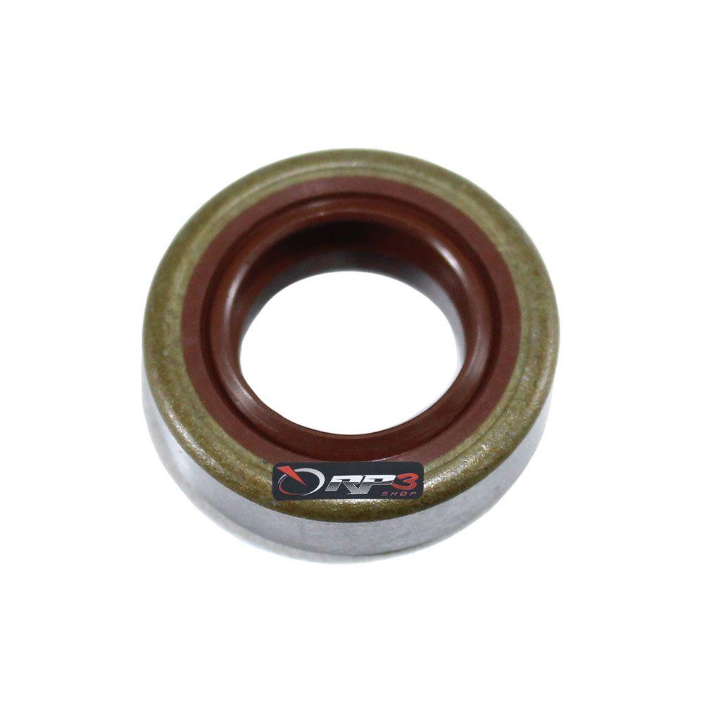 Retentor Virabrequim Roçadeira FS 160 / FS 220 / FS 280 / FS 290 – ( 12 x 32 x 7 ) - LADO MAIOR