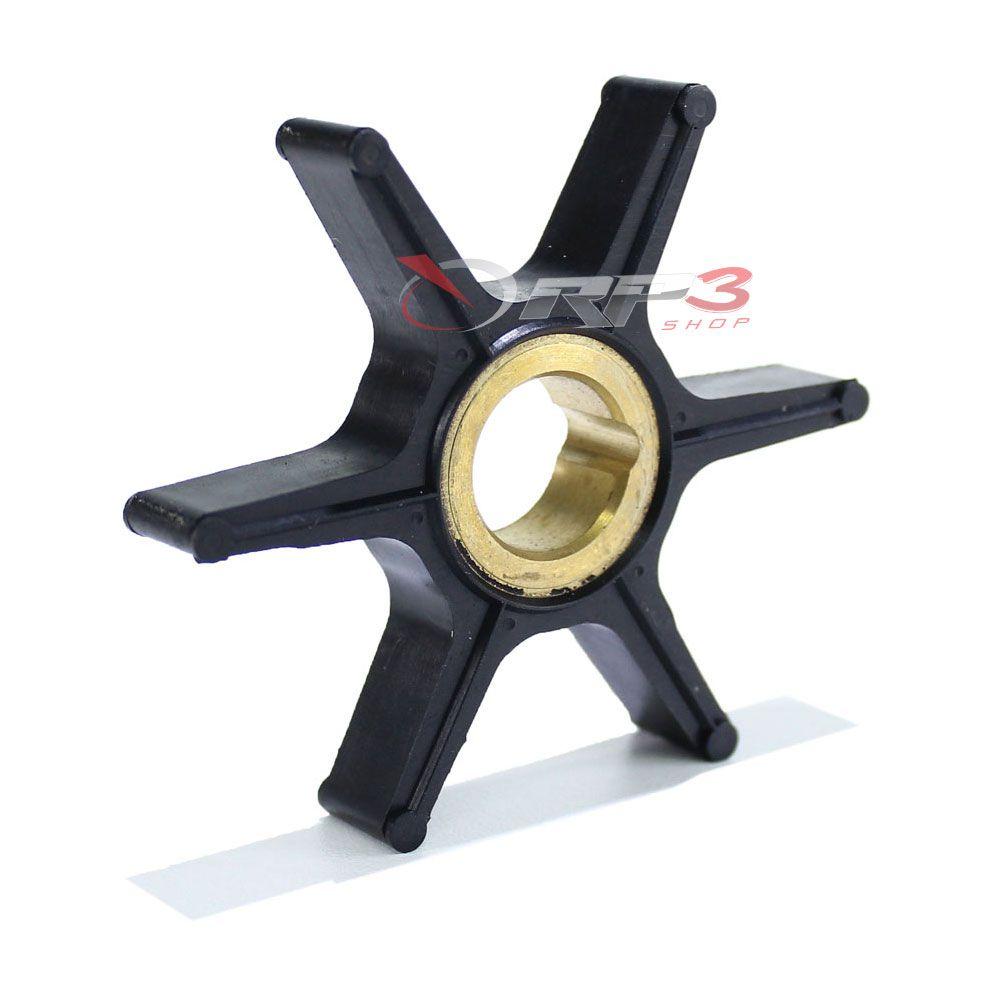 Rotor da Bomba da Água – Mercury 18 HP / 20 HP / 25 HP / 30 HP / 40 HP / 45 HP / 50 HP (MODELO AMERICANO) - Importado - (Origem EUA) - para Motor de Popa