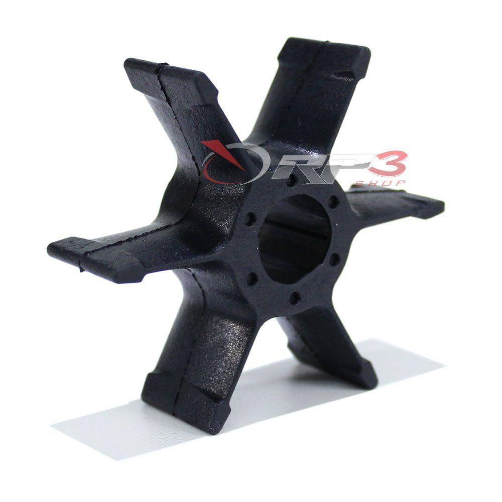 Rotor da Bomba da Água - Yamaha 40 HP-J/G – Importado - (Origem EUA) - para Motor de Popa