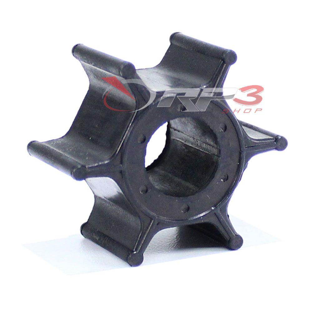 Rotor da Bomba da Água - Yamaha 6 HP / 8 HP – D (Enduro) / 15 HP – A-B-C (Rabeta Pino) - Importado - (Origem EUA) - para Motor de Popa