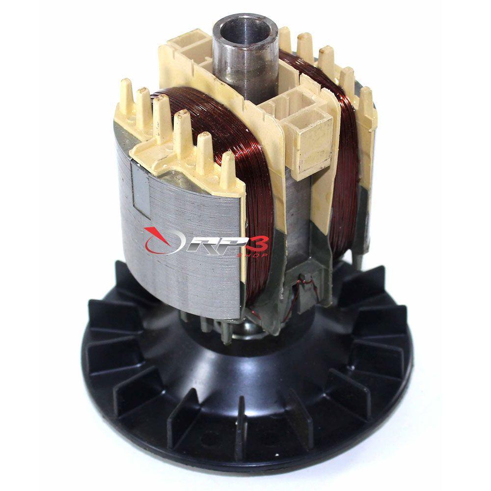Rotor Gerador de Energia a Gasolina 2 tempos /  Tekna GT 950 / Motomil 950 / Toyama TG 950 / Matsuyama 950w  e outros - POTÊNCIA DE 950W - 220V