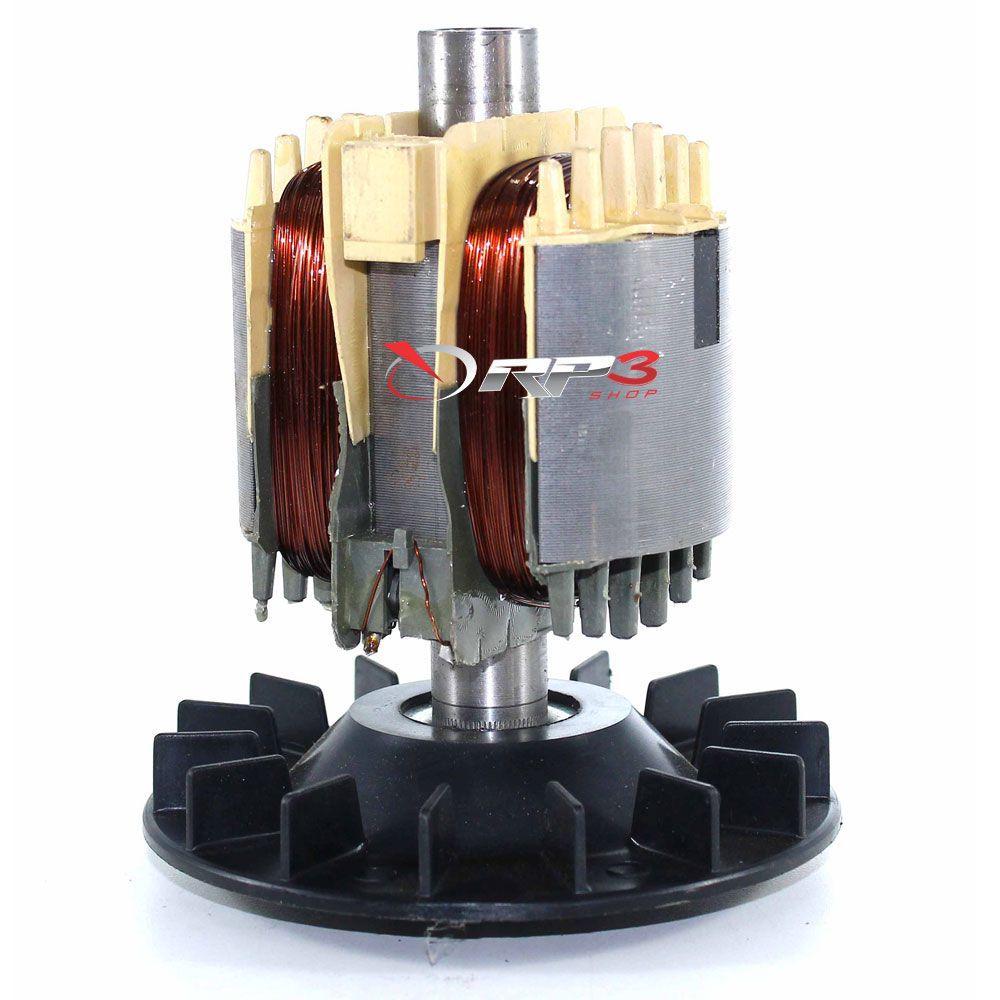 Rotor Gerador de Energia a Gasolina 2 tempos /  Tekna GT 950 / Motomil 950 / Toyama TG 950 / Matsuyama 950w  e outros - POTÊNCIA DE 950W - 110V