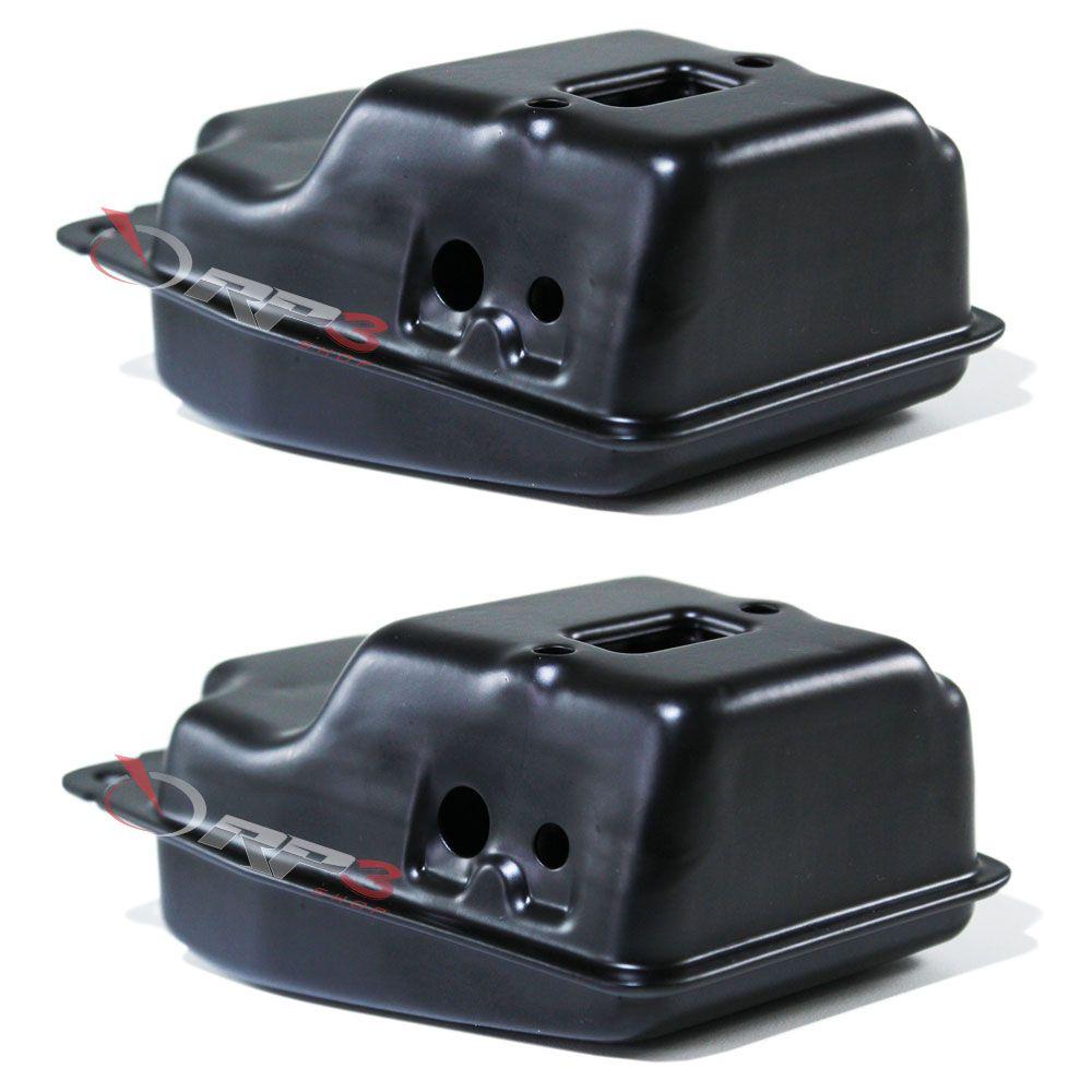 Silencioso / Escapamento – Stihl FS 160 / FS 220 / FS 280 / FS 290 – (2 UNIDADES) - para Roçadeira