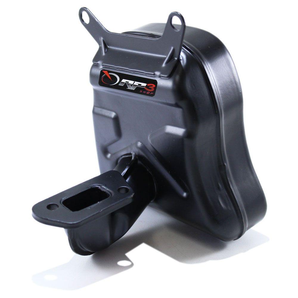 Silencioso / Escapamento – MS 051 – Modelo ANTIGO - para Motosserra