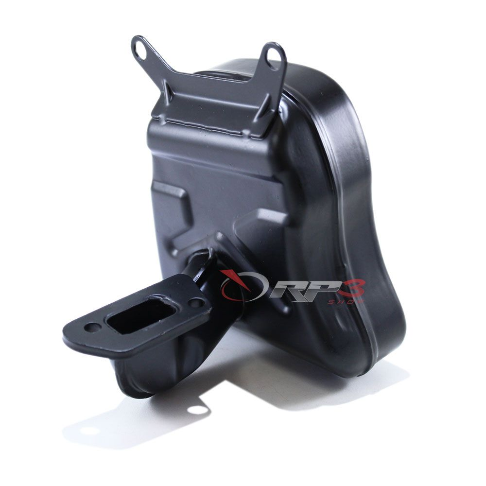 Silencioso / Escapamento – Stihl MS 051 – Modelo ANTIGO - para Motosserra