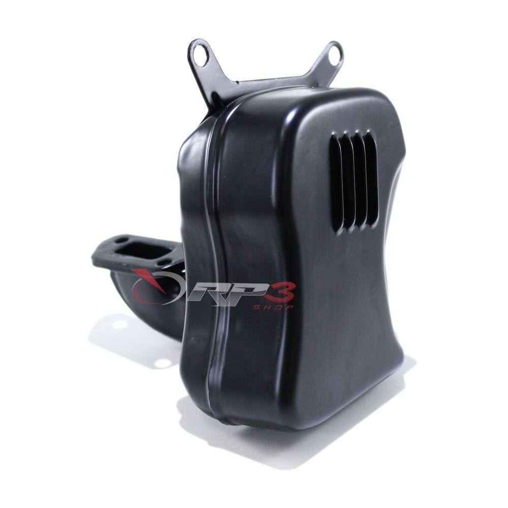 Silencioso / Escapamento – Stihl MS 051 – Modelo NOVO - para Motosserra