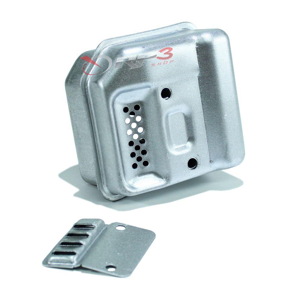 Silencioso / Escapamento - Stihl MS 170 / MS 180 - para Motosserra