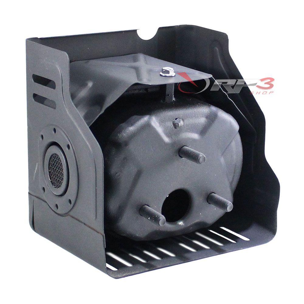 Silencioso – motor Honda GX240 / GX270 - para Motor Estacionário