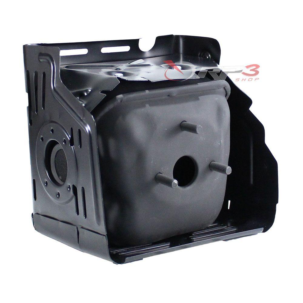 Silencioso – motor Honda GX340 / GX390 - para Motor Estacionário