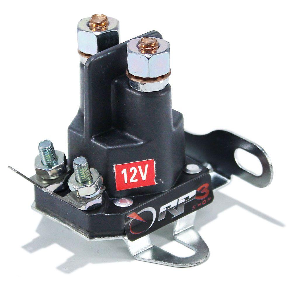 Solenoide Trator de cortar Grama Husqvarna / Toyama / Trapp / MTD