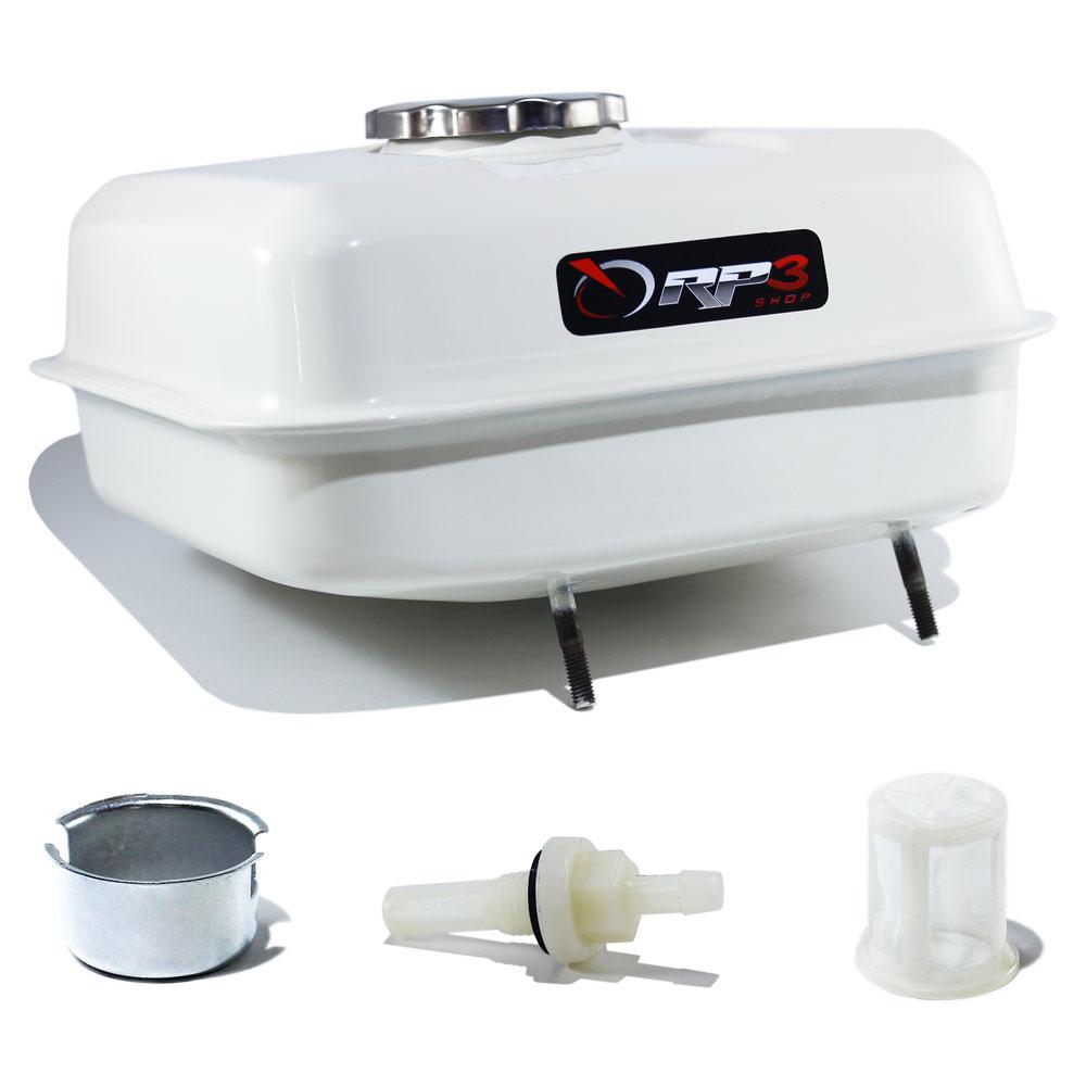 Tanque de Combustível / Gasolina motor Toyama 5.5 HP / 6.5 HP / 7 HP - para Motor Estacionário