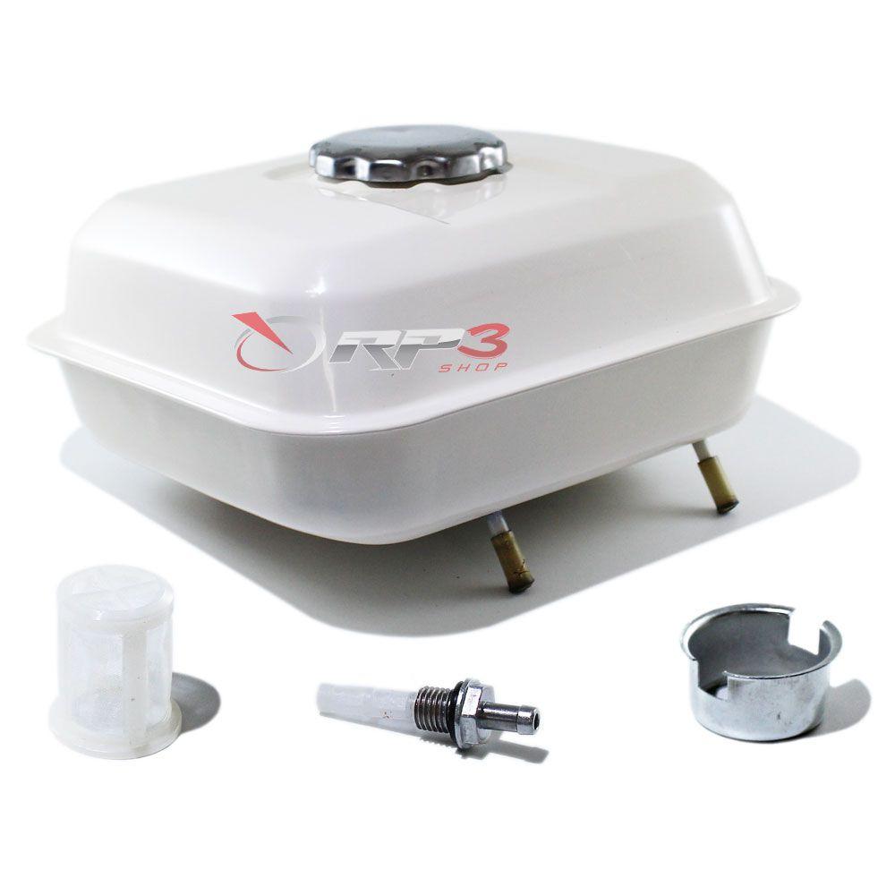 Tanque de Combustível – motor Honda GX140 / GX160 / GX200 - para Motor Estacionário