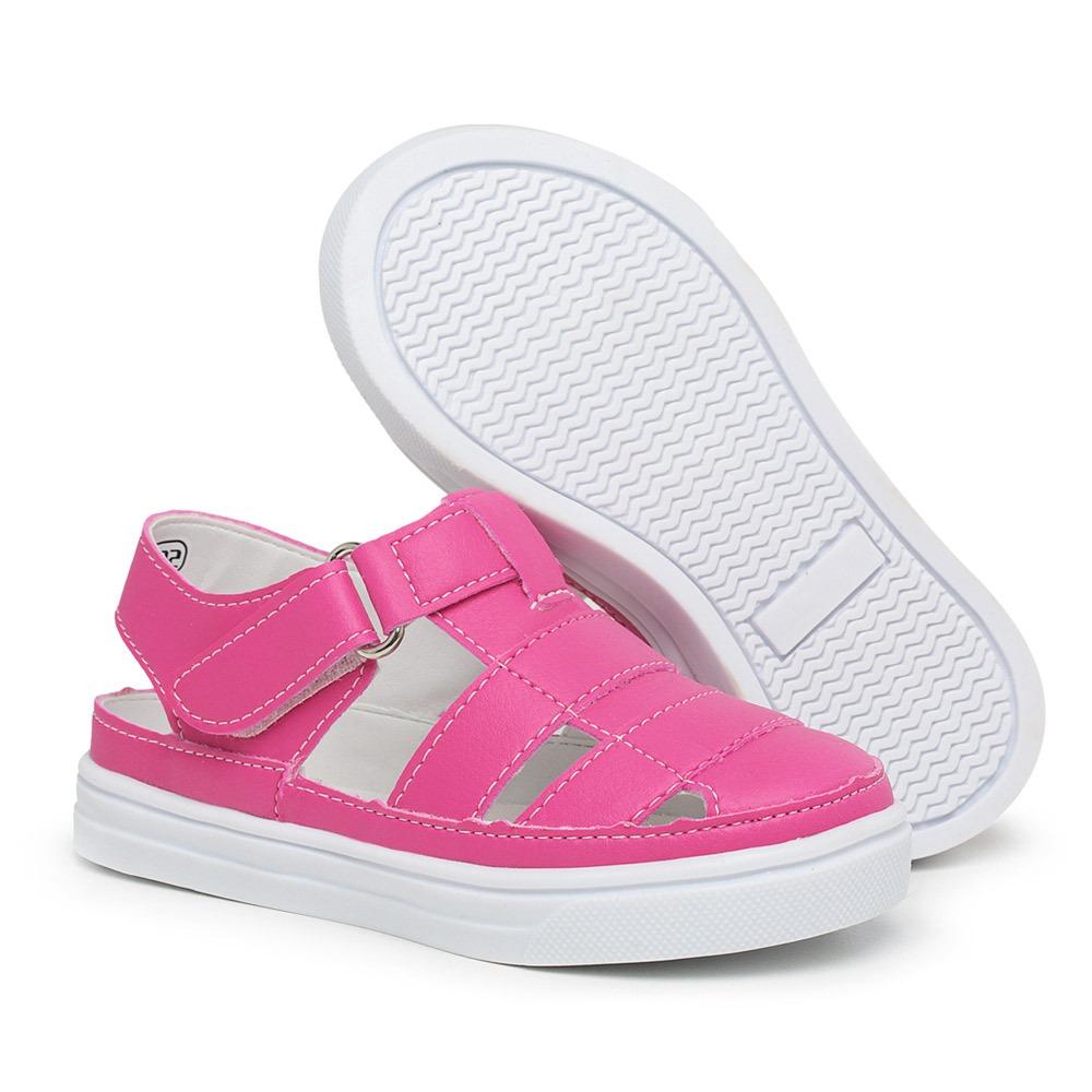 Sandália Infantil 3ls3 Rosa