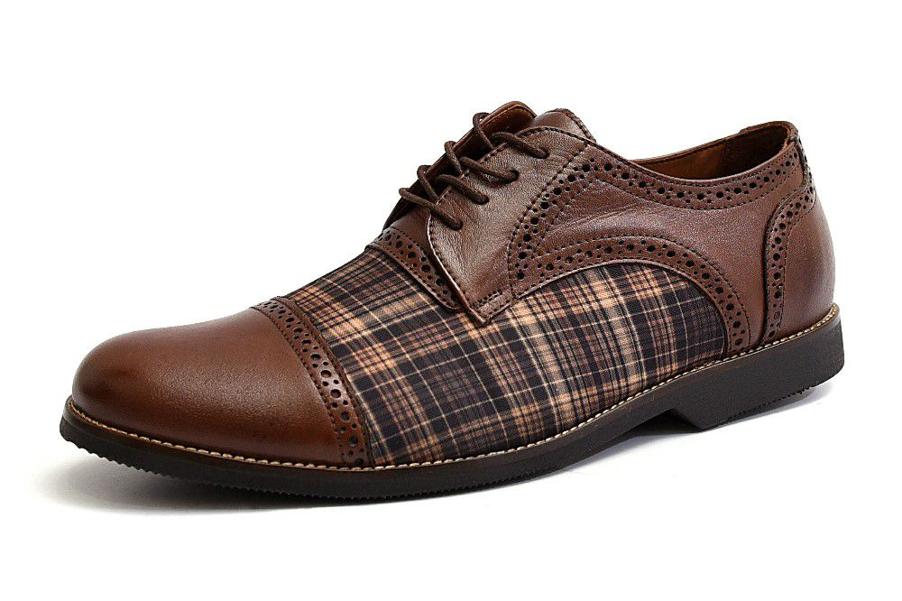 Sapato Oxford 3ls3 Masculino