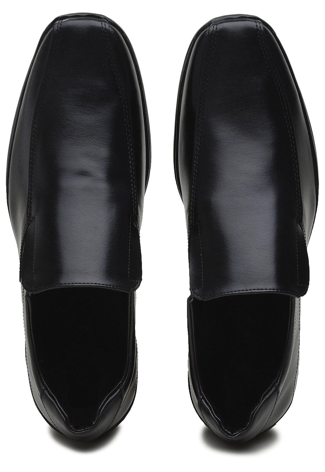Sapato Social 3ls3 Masculino Preto
